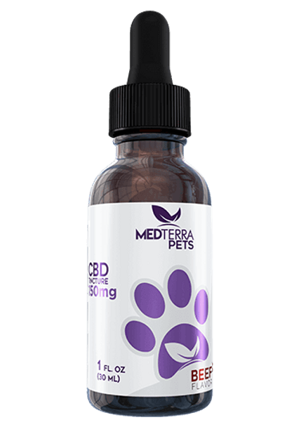 Beef - CBD Tincture for Pets by Medterra