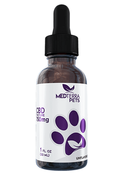 Unflavored - CBD Tincture for Pets by Medterra