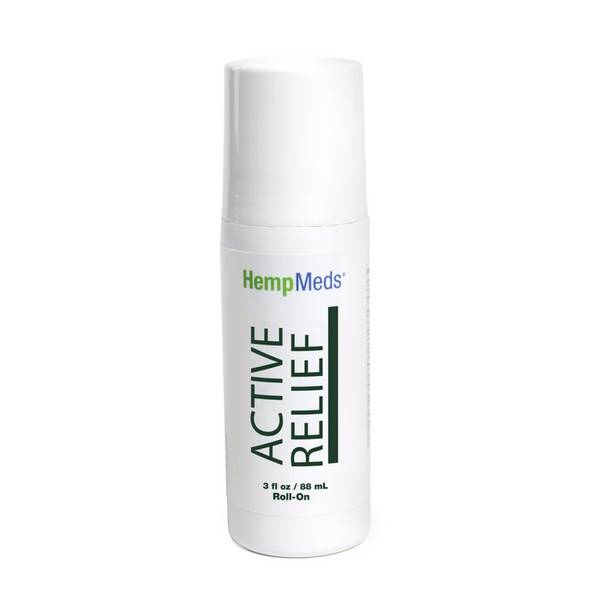 Active Relief Roll-on 50mg by HempMeds