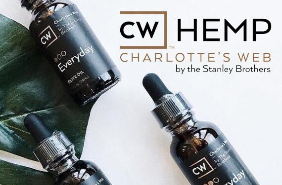CW Hemp Charlottes Web