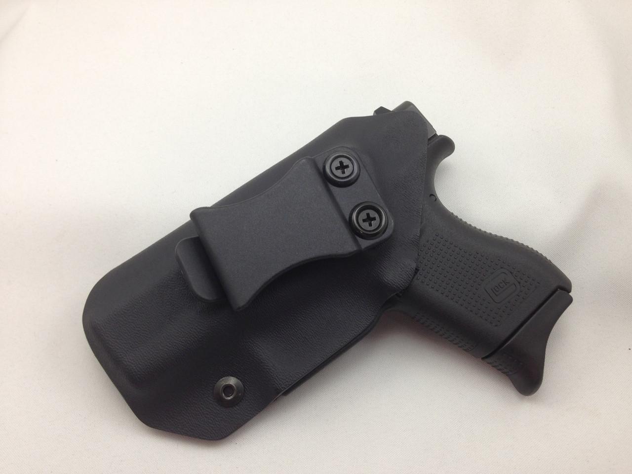 OWB Holster w/Adjustable Belt Clip