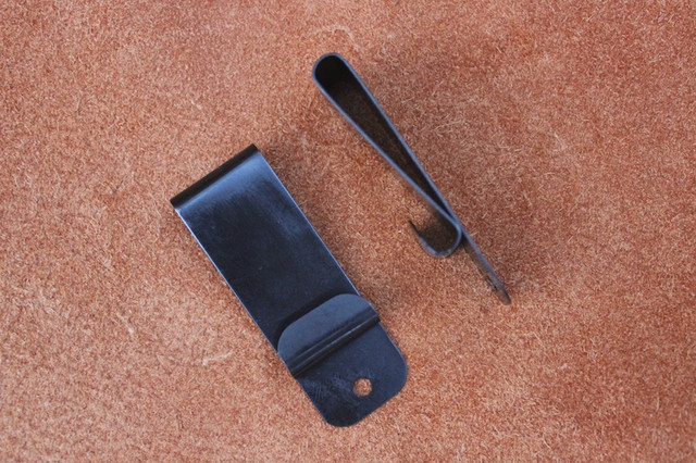 Metal Behind The Belt Clip 1.75""