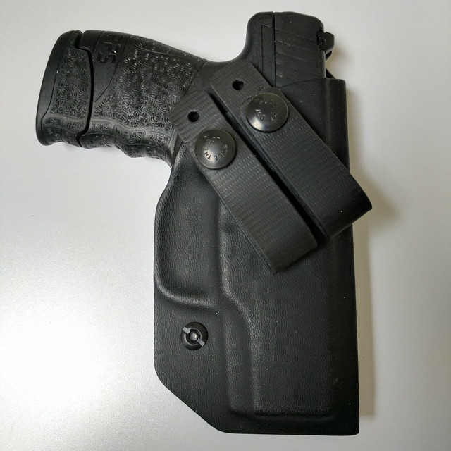 Kydex Holster Soft Loop Pull The Dot Snap