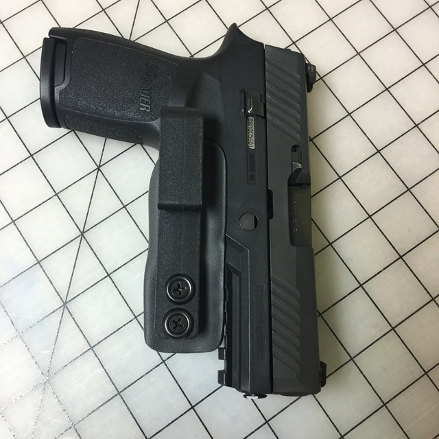 Trigger Guard Cover - Cook's Holsters Inc