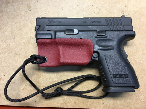 Kydex Trigger Guard for SIG P229 With Rail