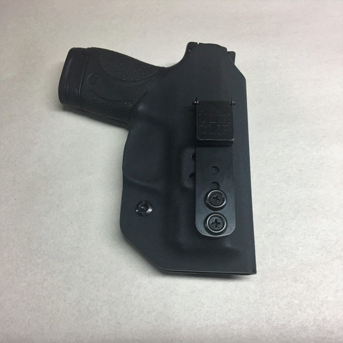Galloway Compact Holster with Ulticlip for Ruger LCP II Pistols w Crimson Trace