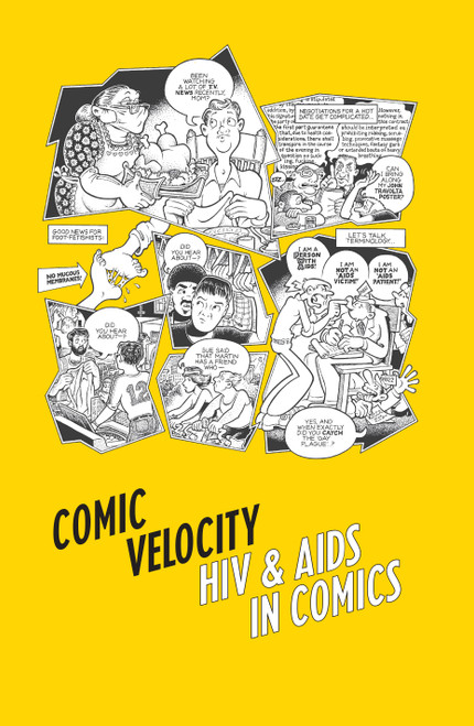 Comic Velocity: HIV and AIDS in Comics