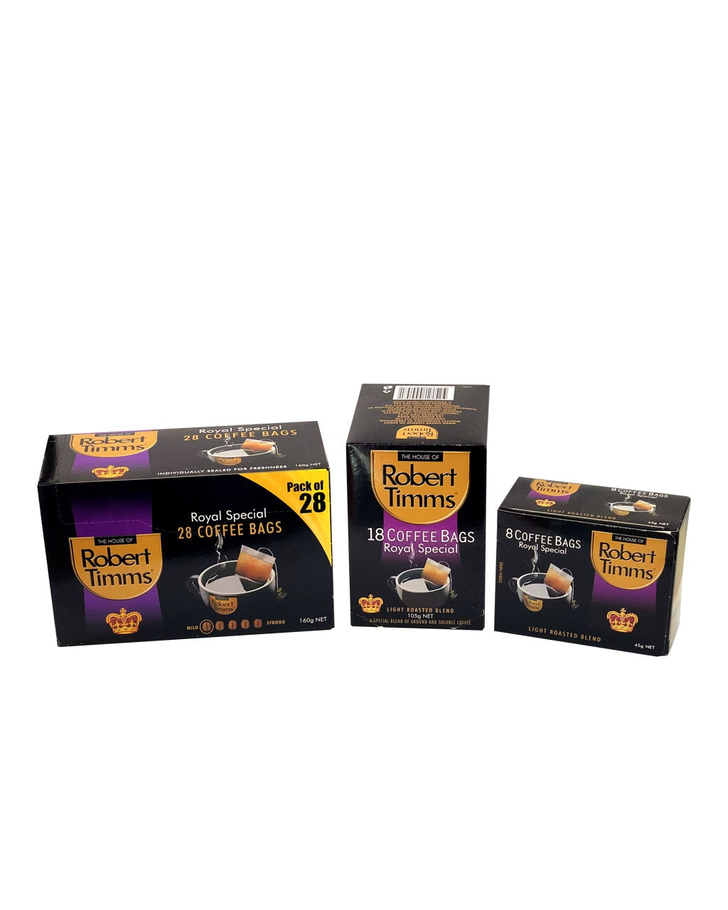 Royal Special Coffee Bags