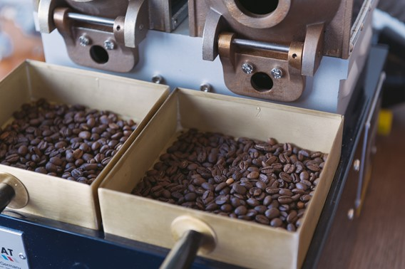 Our Roastery 9