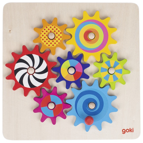 Goki Cog wheel game