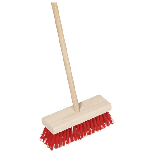 Goki outdoor child's broom