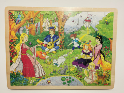 Goki fairyland puzzle 96 piece