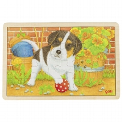 Little Dog Puzzle - 24 piece