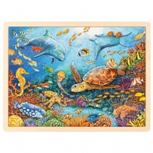 Great Barrier Reef Puzzle - 96 piece