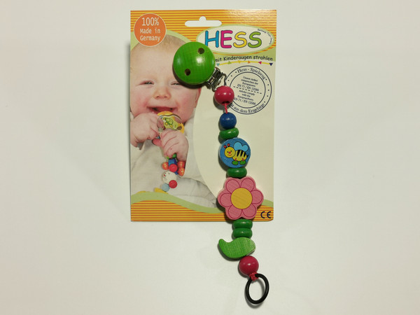 Hess soother chain flower