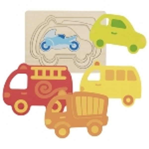 Vehicle Layer Puzzle