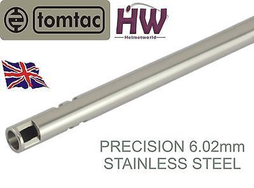 Precision Inner Barrel 6.02 Stainless Steel Tight Bore 229Mm Tomtac 6.03