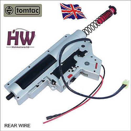 Toy Aeg 8Mm Full Gear M4 V2 Rear Wire Qd Aps Quick Release Tokyo Marui Tomtac