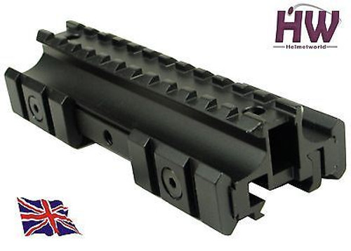 3 Sided 20Mm Weaver Picatinny Rifle Scope Riser Rail Mount