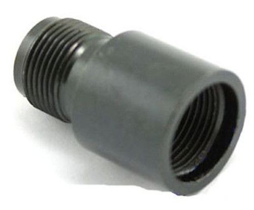Silencer Adapter 14Mm+ To 14Mm- Cw To Ccw Uk Delivery
