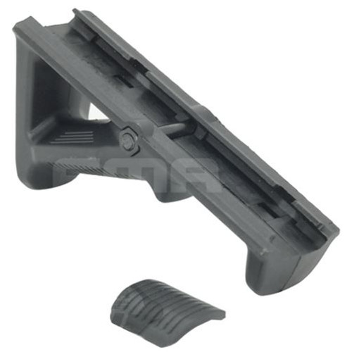 Pts Style Fma2 Angled Foregrip Aeg Grip Black Swat 20Mm Rail Uk