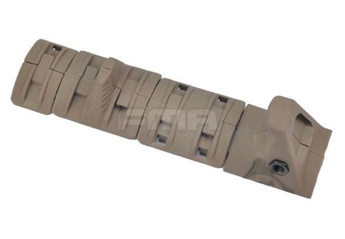 Aeg Handguard Hand Stop Rail Cover Panels Kit Set Ris Grip Tan De
