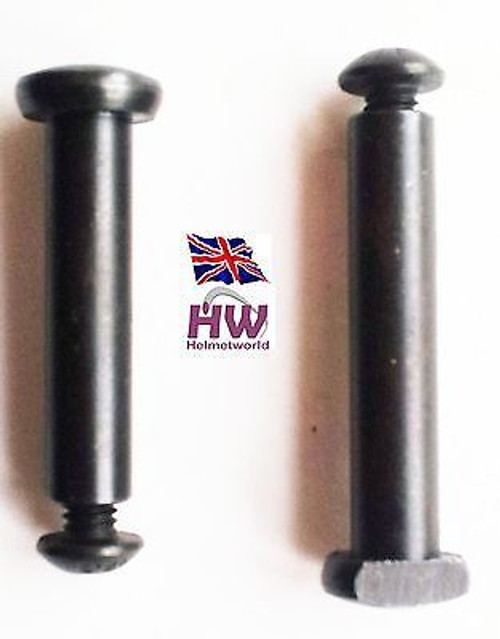 M4 Front Back Main Body Lock Pins Bolts Set High Quality Steel Uk