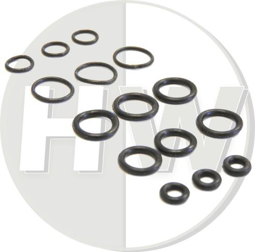 Gas Magazine O Ring Set We Valve Repair Tm Silicone