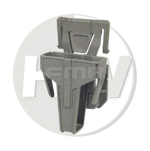 Fma Nylon Fsmr Locking Magazine Pouch For M4 5.56 Molle Type Fg Green