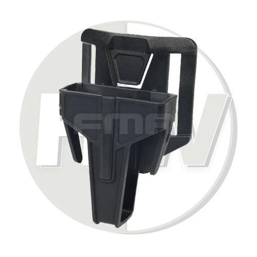 Fma Nylon Fsmr Locking Magazine Pouch For M4 5.56 Belt Type Black