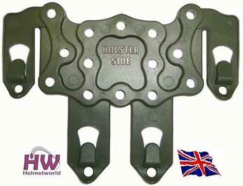 Cqc Serpa Pistol Molle Platform For Hard Holster Od Green Uk Delivery