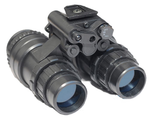 Dummy Dual Night Vision Goggles Black Gpnvg 18  Pvs 15 Uk + Case