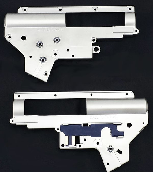 Airsoft Aeg Tomtac 8Mm Gearbox M4 V2 Version 2 Shell Cases Uk Delivery