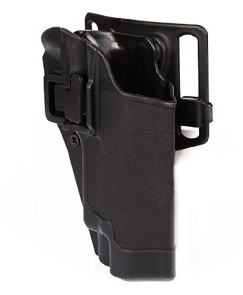 Cqc Serpa Pistol Belt Hard Holster For G17 G18 G22 Black Uk
