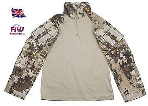 Kryptek Style  Shirt Top M Ubacs Gen Kryptec Crye Med Highlander