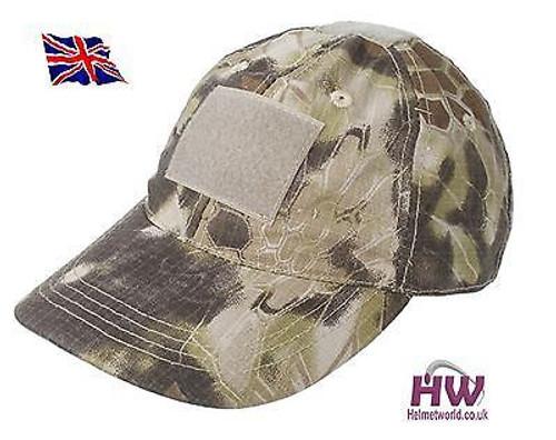Fishing Kryptek Style Hld Baseball Cap Hat Hunting Highlander Camo