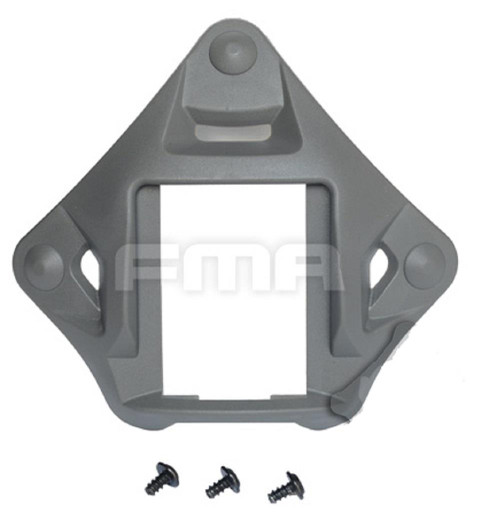 Ops Core Helmet Green Fg Od Plastic Vas Shroud 4 Nvg Wilcox Pvs 15 18
