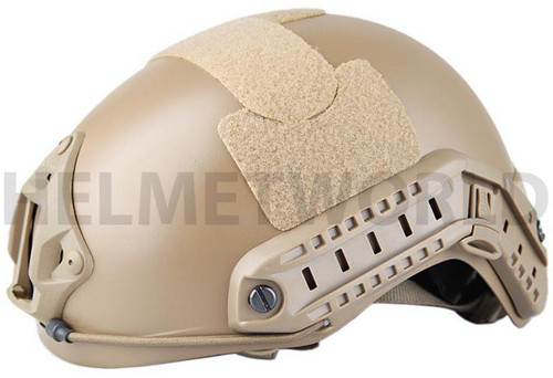 Mh Type Ops Core Fast Base Jump Helmet Tan Sand De With Arc Rails