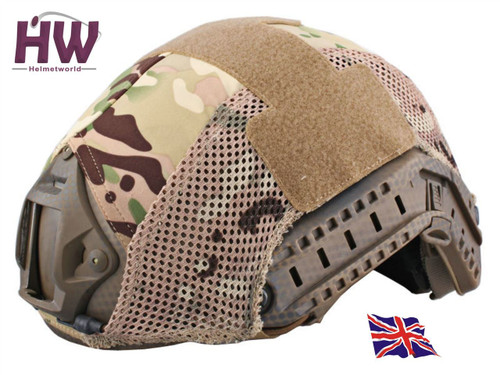 Helmet Cover Ops Core Jump Rail Multicam Mtp Mc At Fast Uk Delivery
