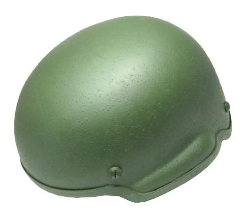Mich 2002 Tactical Helmet Green Od Fibreglass Uk