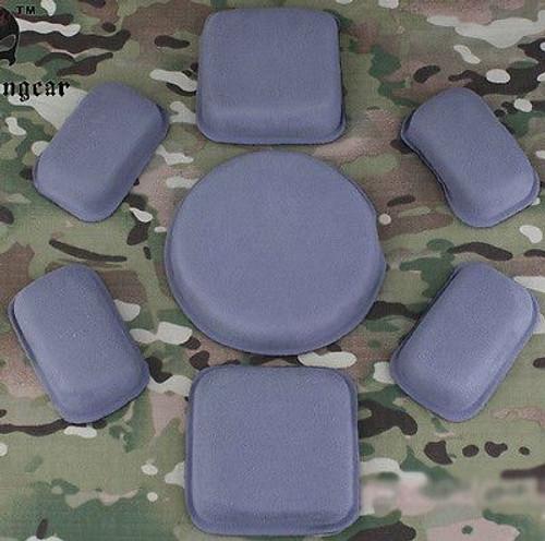 Ach Mich Replacement Helmet Padding Pad Set Small / Medium Uk