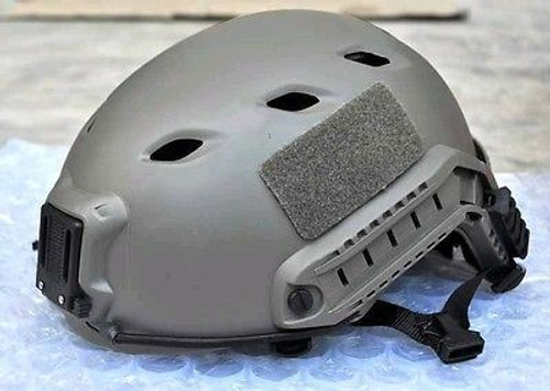 Green Fg Core Ops Tactical Helmet Jump Uk Fast Delivery Rail