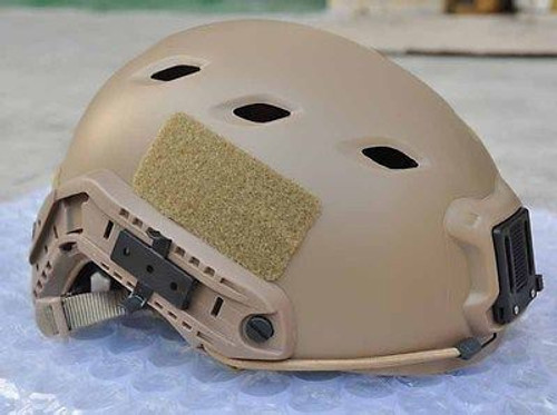 Tan Sand De Swat Core Ops Tactical Helmet Jump Uk Fast Delivery Rail