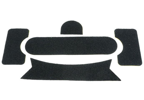 Fma Ops Core Helmet Replacement Velcro For Manta Strobe Etc Black Uk