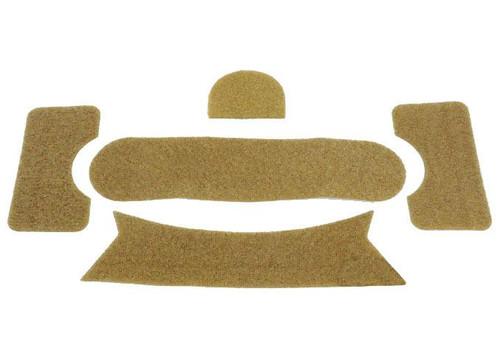 Fma Ops Core Helmet Replacement Velcro For Manta Strobe Etc Tan De Uk