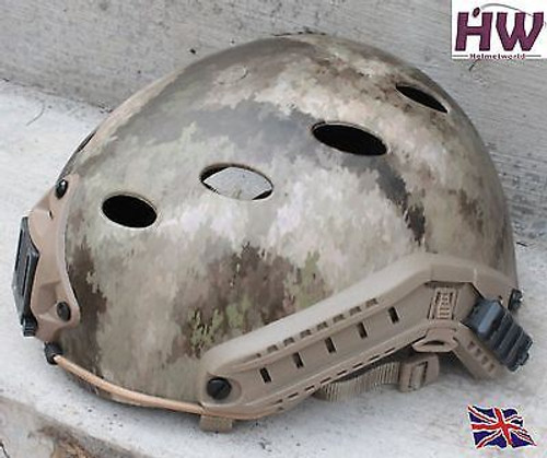 Pj Type Ops Core Tactical Helmet Atac Carbon Crye Airframe Style