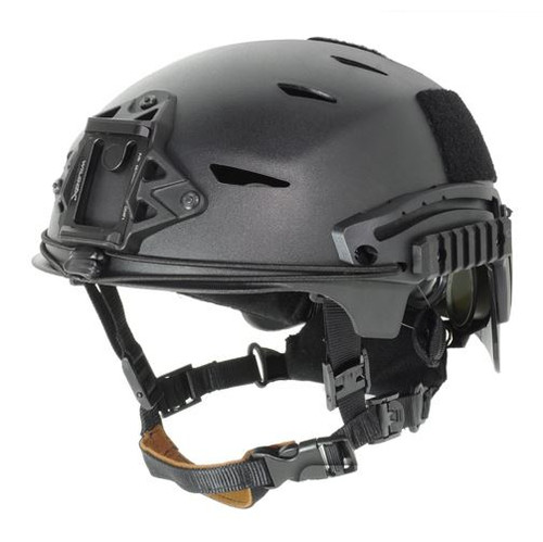 Bump Type Helmet Black Abs Marsoc Ussf Ops Core