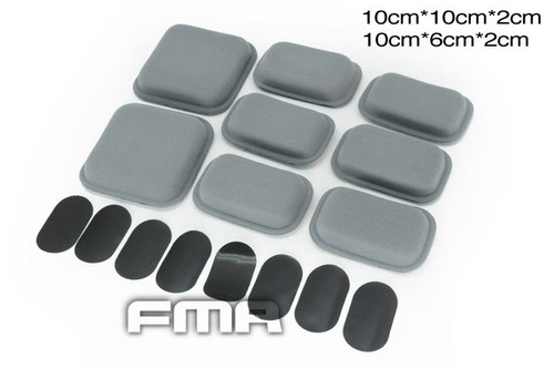 Af Airframe Air Frame Replacement Helmet Padding Pad Set Mich Pads