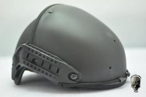 Af Ops Tactical Helmet Black Airframes Uk Fast Delivery Rail