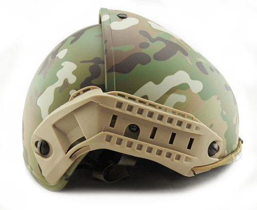 Af Core Ops Tactical Helmet Mc Mtp Multicam Airframes Uk Fast Delivery